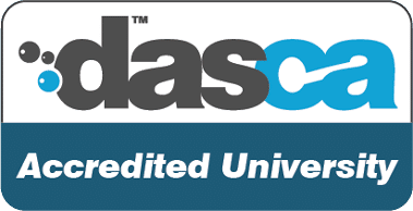 dasca accredited university