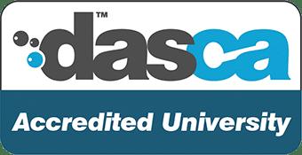 dasca accredited university
