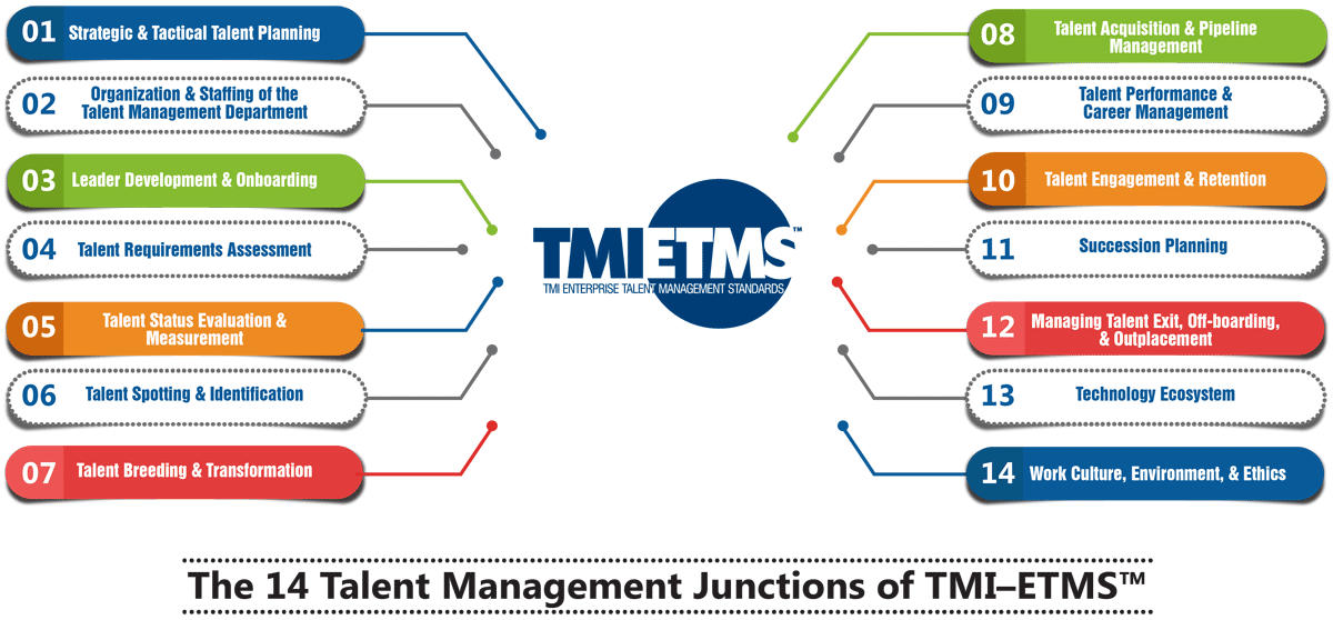 The 14-Junction TMI–ETMS™ Standards Framework