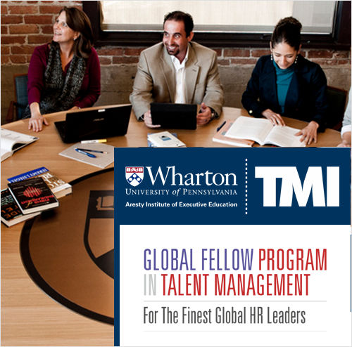 TMI-Wharton Global Fellow program