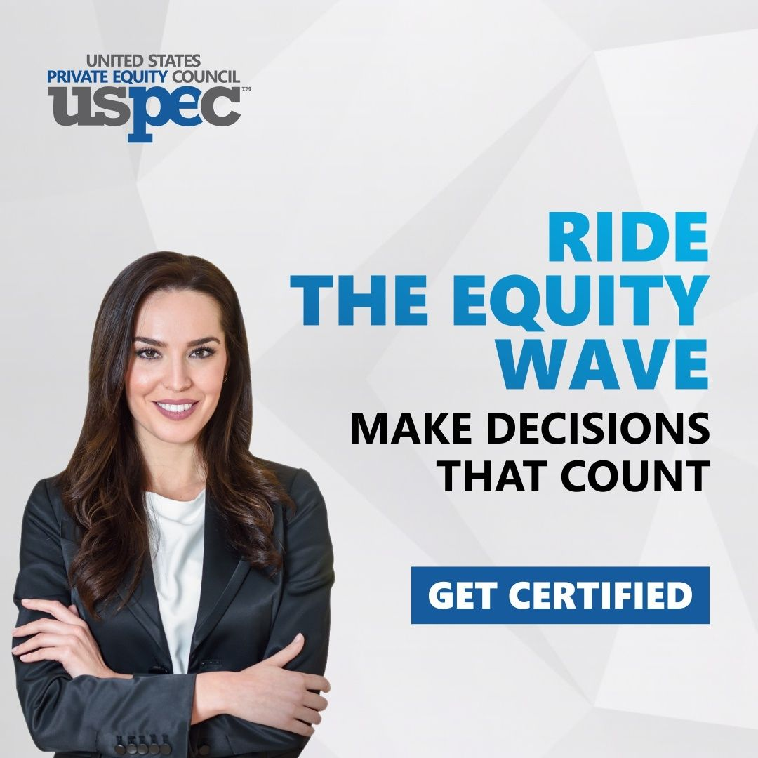 USPEC chartered private equity professional certification