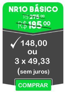 CURSO NR10 BÁSICO