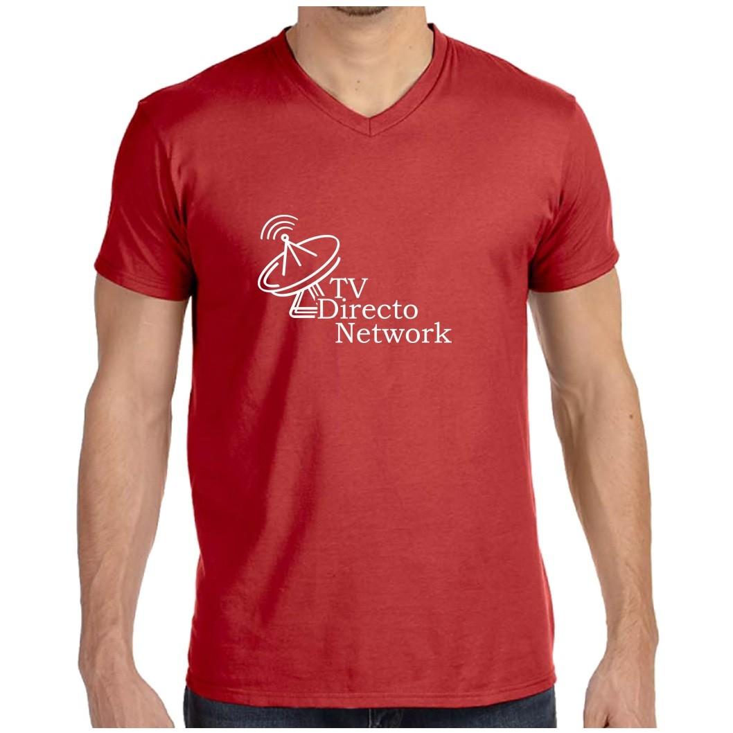 Hanes ® Men's Nano-T ® Cotton V-Neck T-Shirt