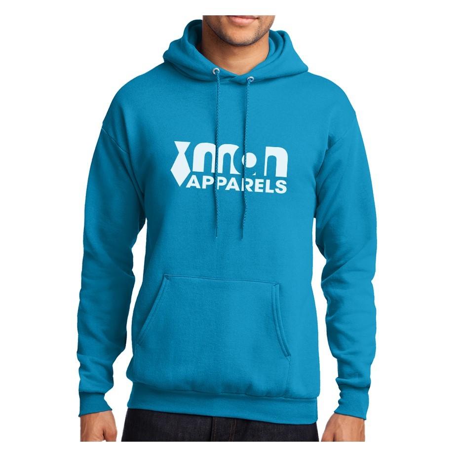 Port & Company ® Core Fleece Pullover Hooded Sweatshirt