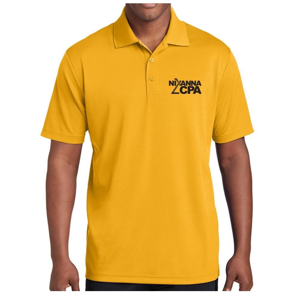 Sport-Tek ® Men's PosiCharge ® RacerMesh ™ Polo