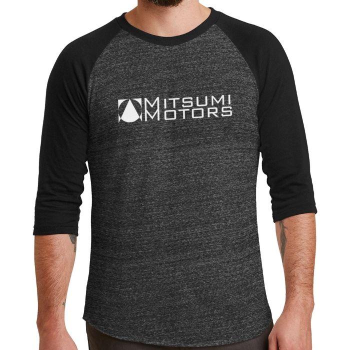 Alternative ® Men's Eco-Jersey ™ Baseball T-Shirt