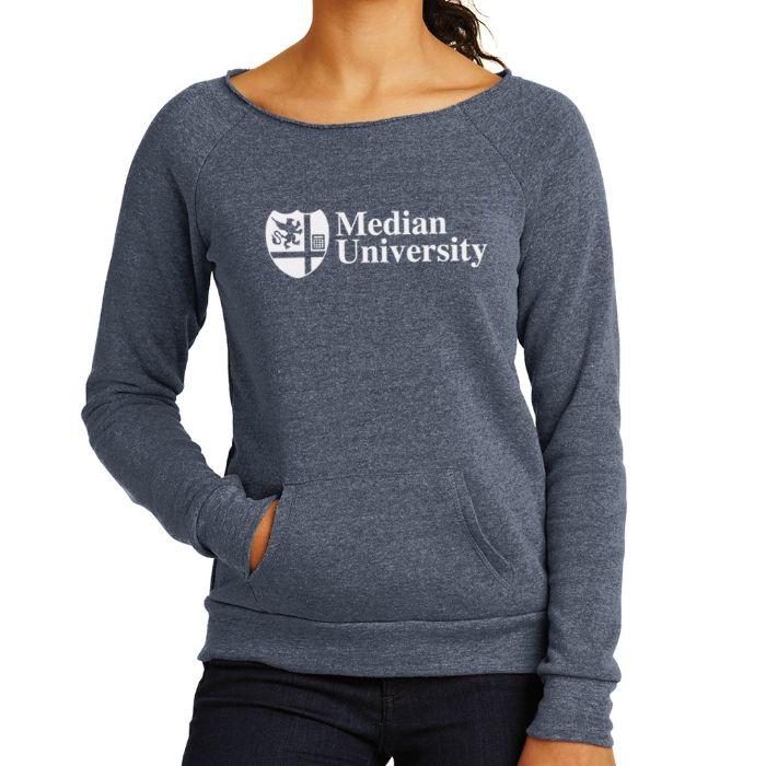 Alternative ® Ladies' Maniac Eco ™ -Fleece Sweatshirt