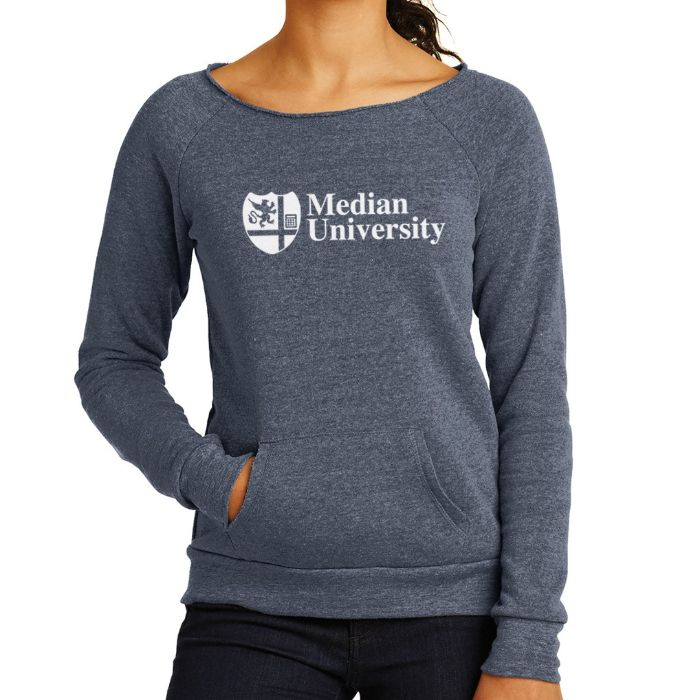 Alternative ® Ladies' Maniac Eco ™ -Fleece Sweatshirt