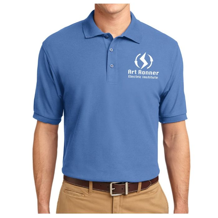 Port Authority ® Men's Silk Touch ™ Polo