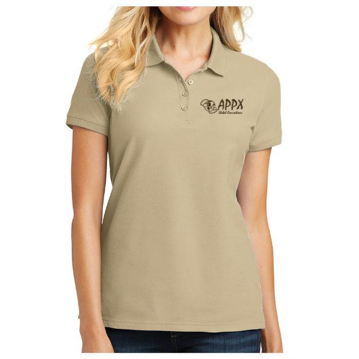 Port Authority ® Ladies Core Classic Pique Polo