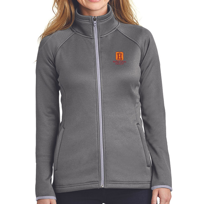 The North Face ® Ladies' Canyon Flats Stretch Fleece Jacket