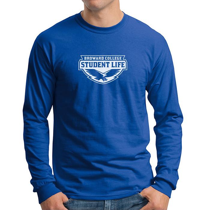 Gildan ® Adult Ultra Cotton ® Long Sleeve T-Shirt