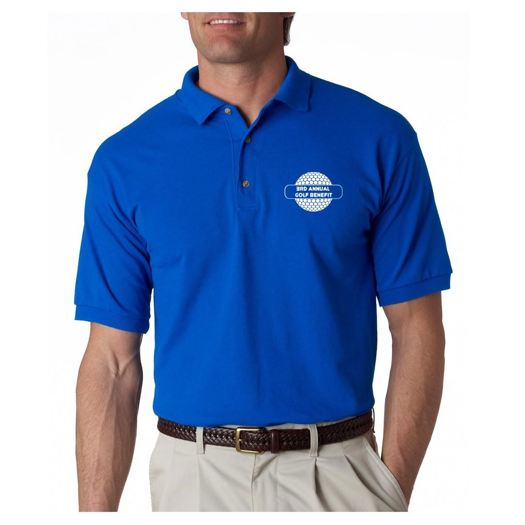 Gildan ® Ultra Cotton ® Jersey Polo