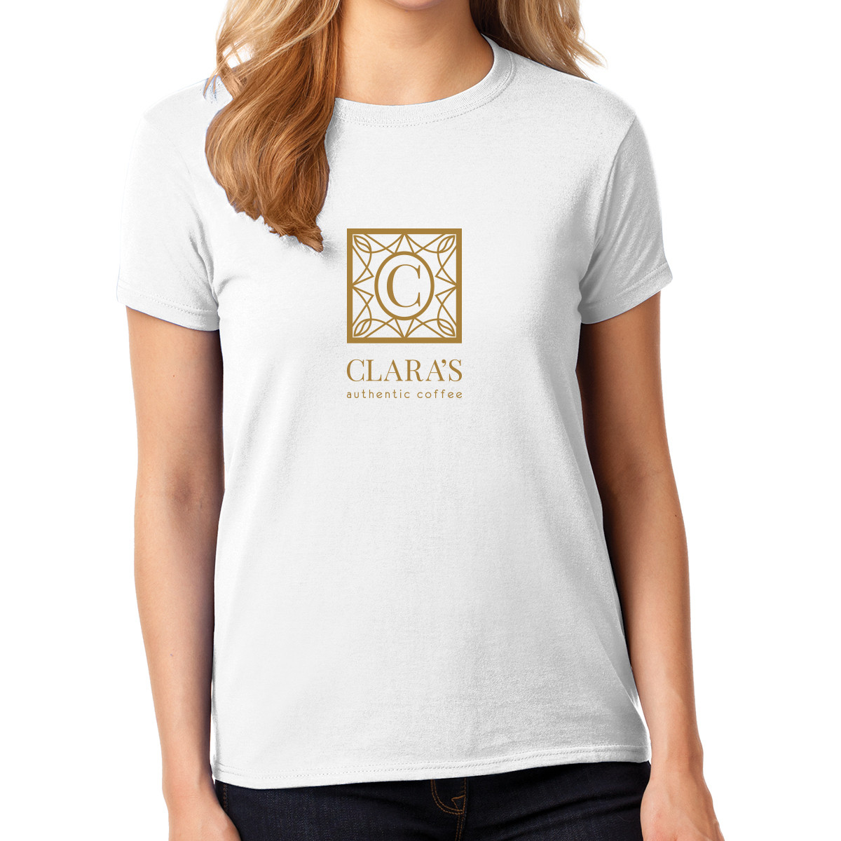 Gildan ® Ladies' Heavy Cotton ™ T-Shirt