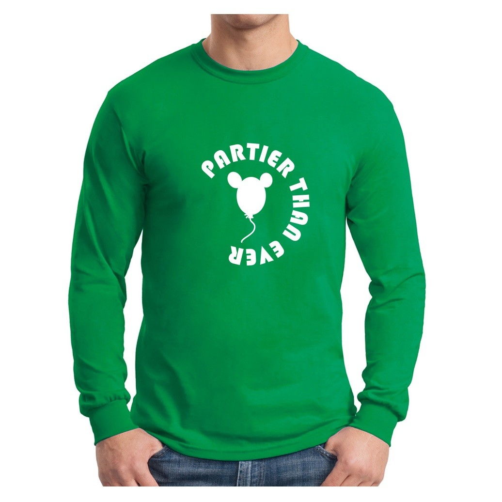Gildan ® Heavy Cotton ™ 100% Cotton Long Sleeve T-Shirt