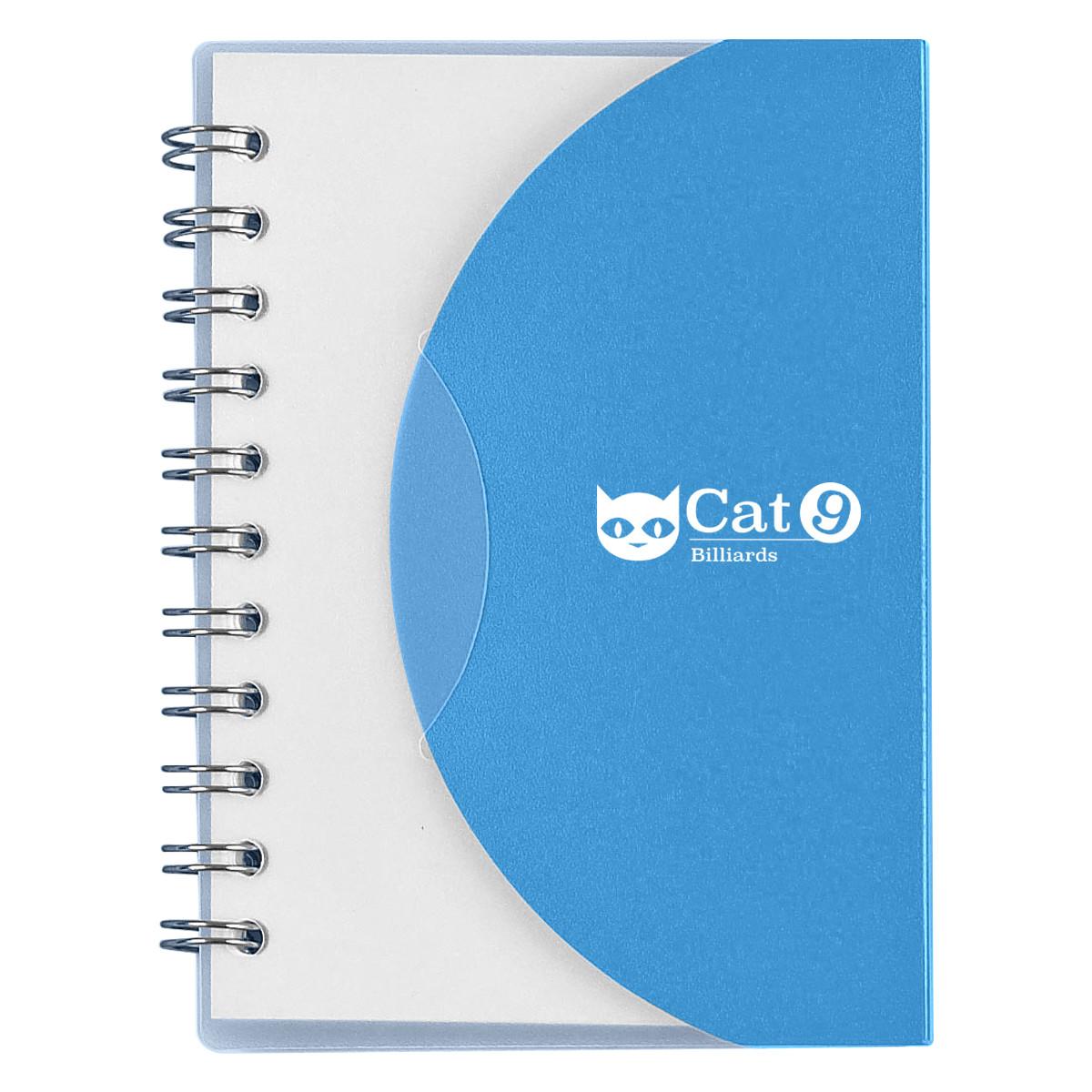 Mini Spiral Notebook
