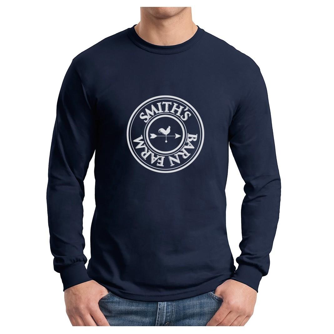 Gildan ® DryBlend ® 50 Cotton/50 Poly Long Sleeve T-Shirt