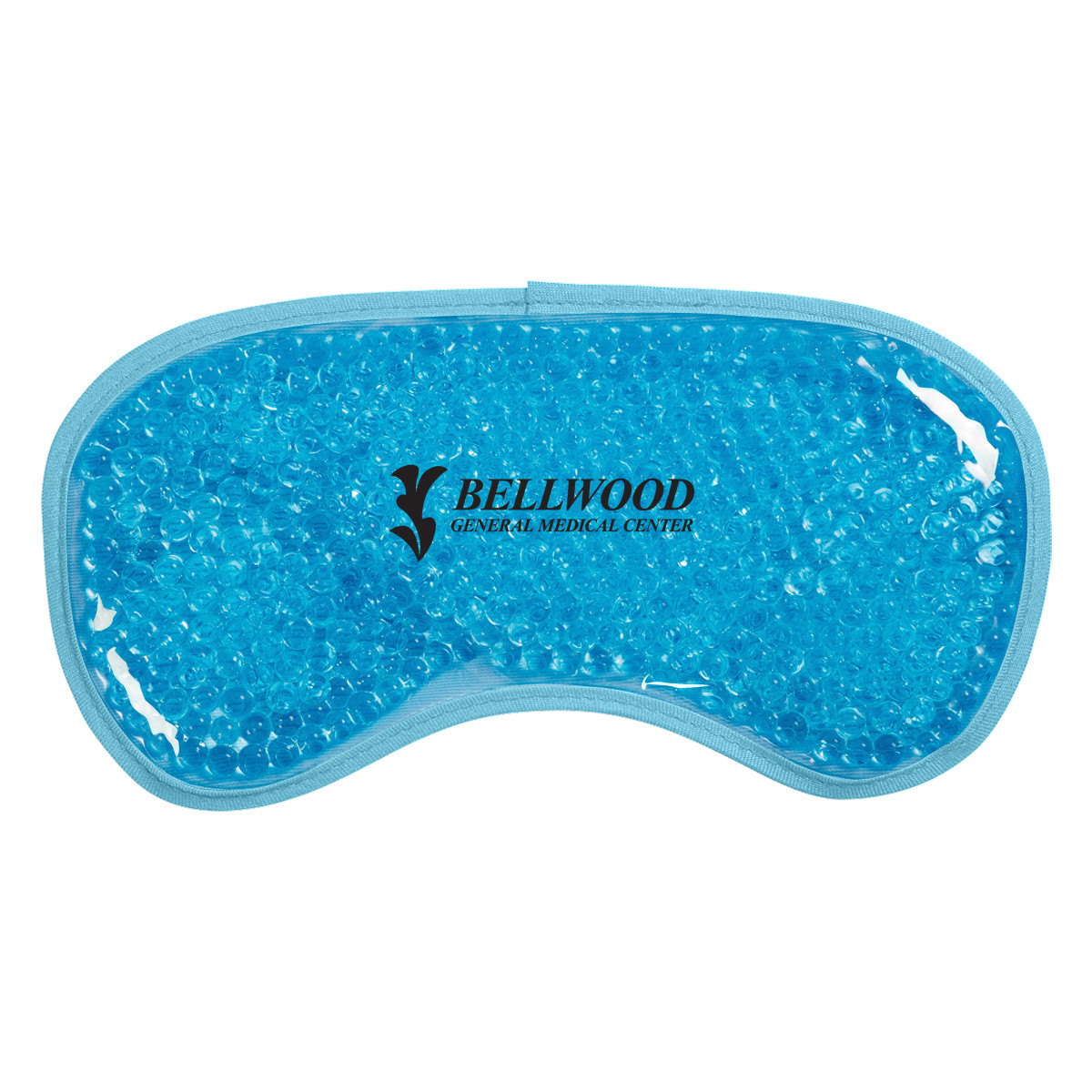 Plush Gel Beads Hot/Cold Eye Mask