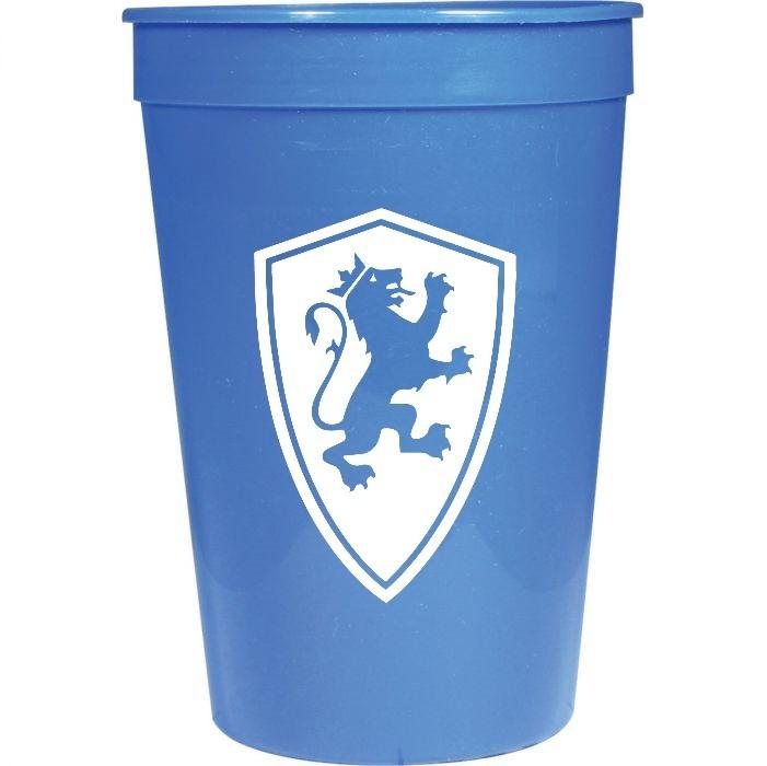 Solid 16oz Stadium Cup