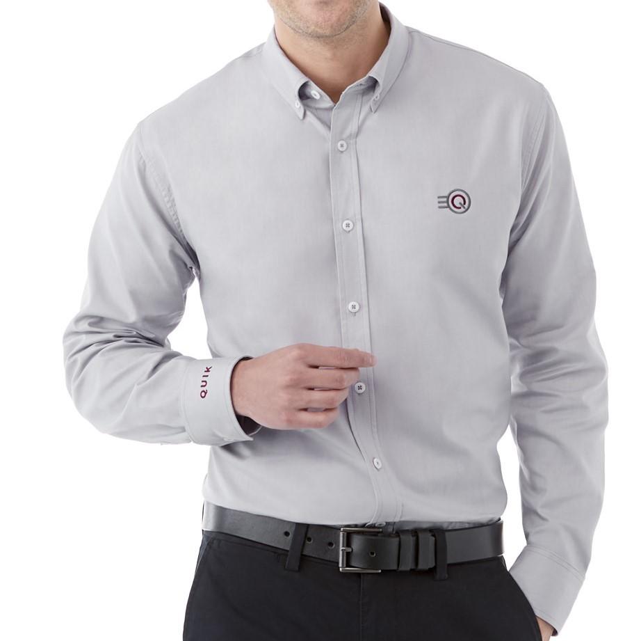 M-IRVINE Oxford LS Shirt