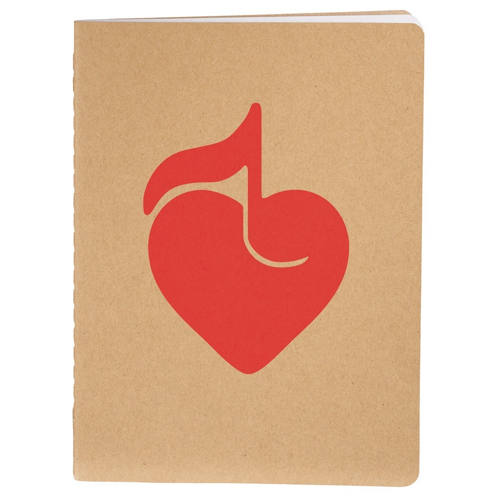"""5"""" x 7"""" Recycled Pocket Notebook"""