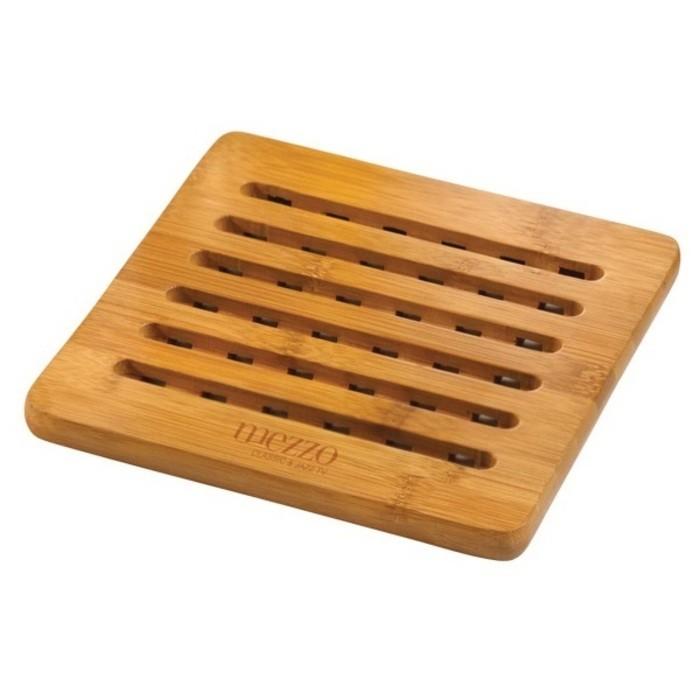 Square Bamboo Trivet