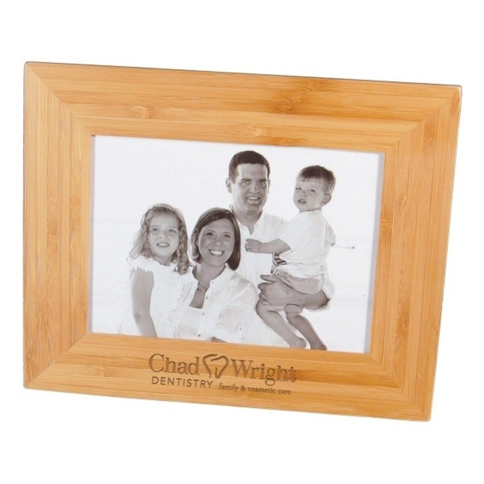 "Bamboo 5""x7"" Photo Frame"