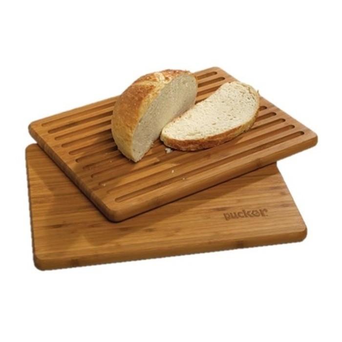 Flip-It Bamboo Cutting and Bread Board