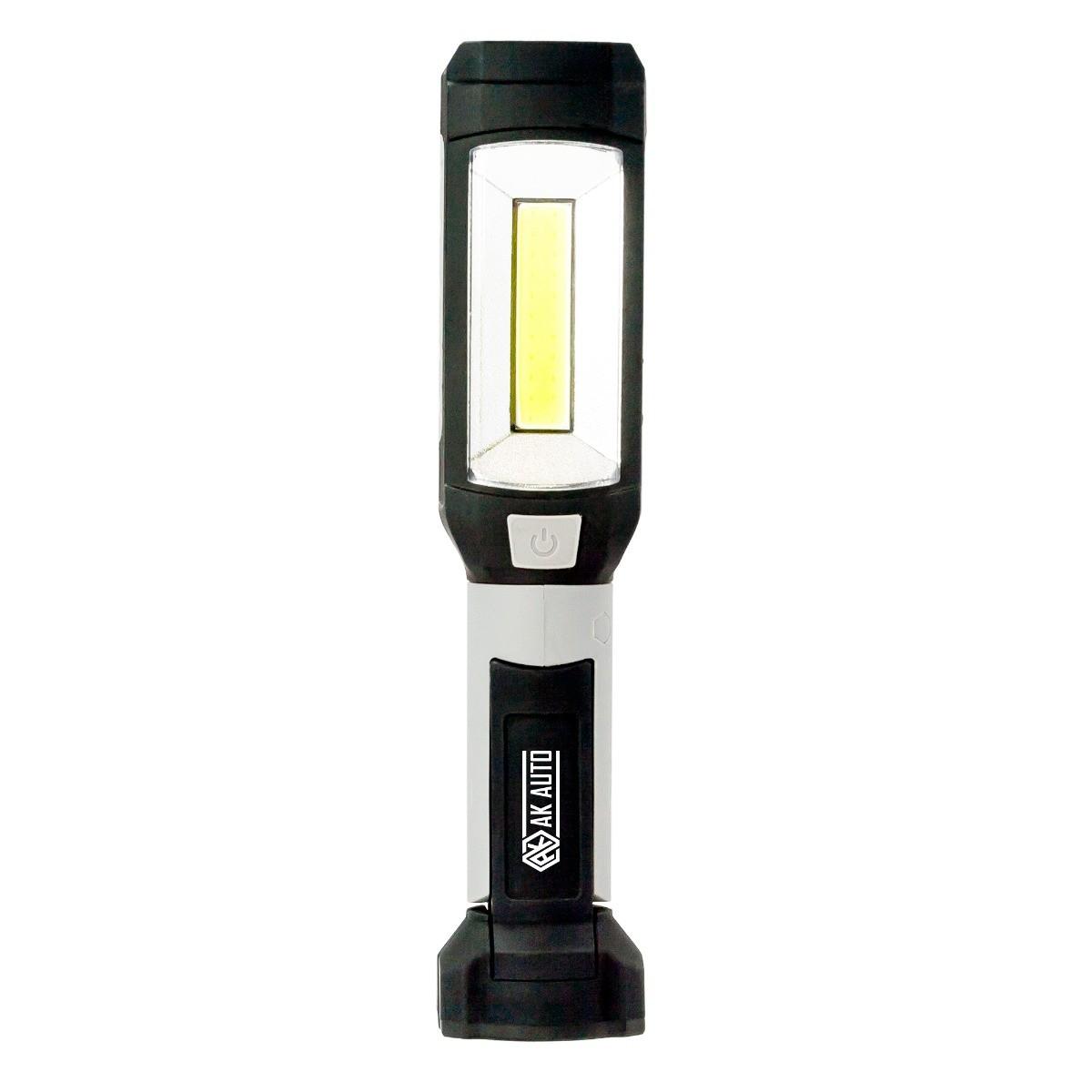 COB Clip Swivel COB Work Light Flashlight