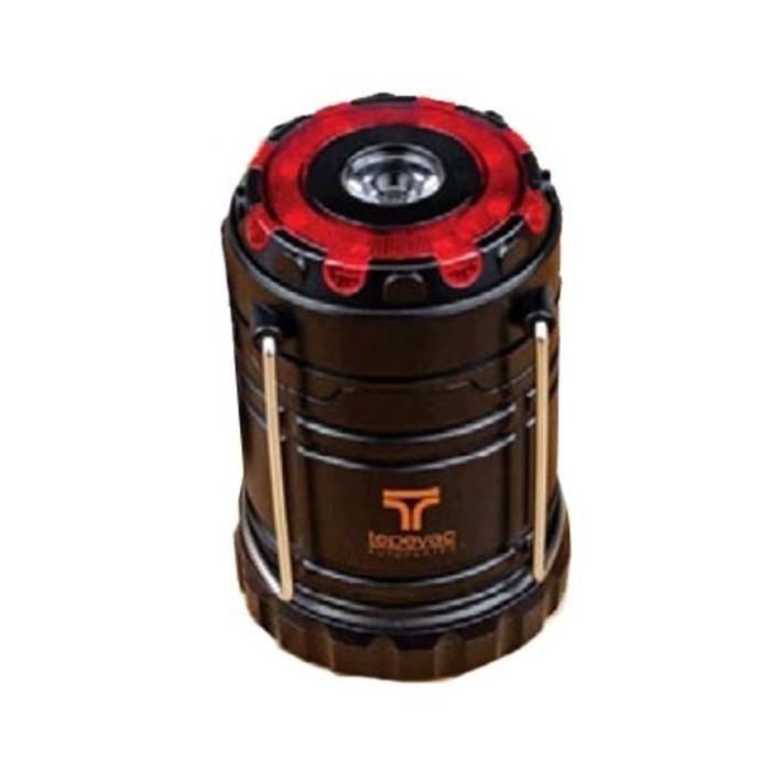 Mini COB and Warning LED Lantern