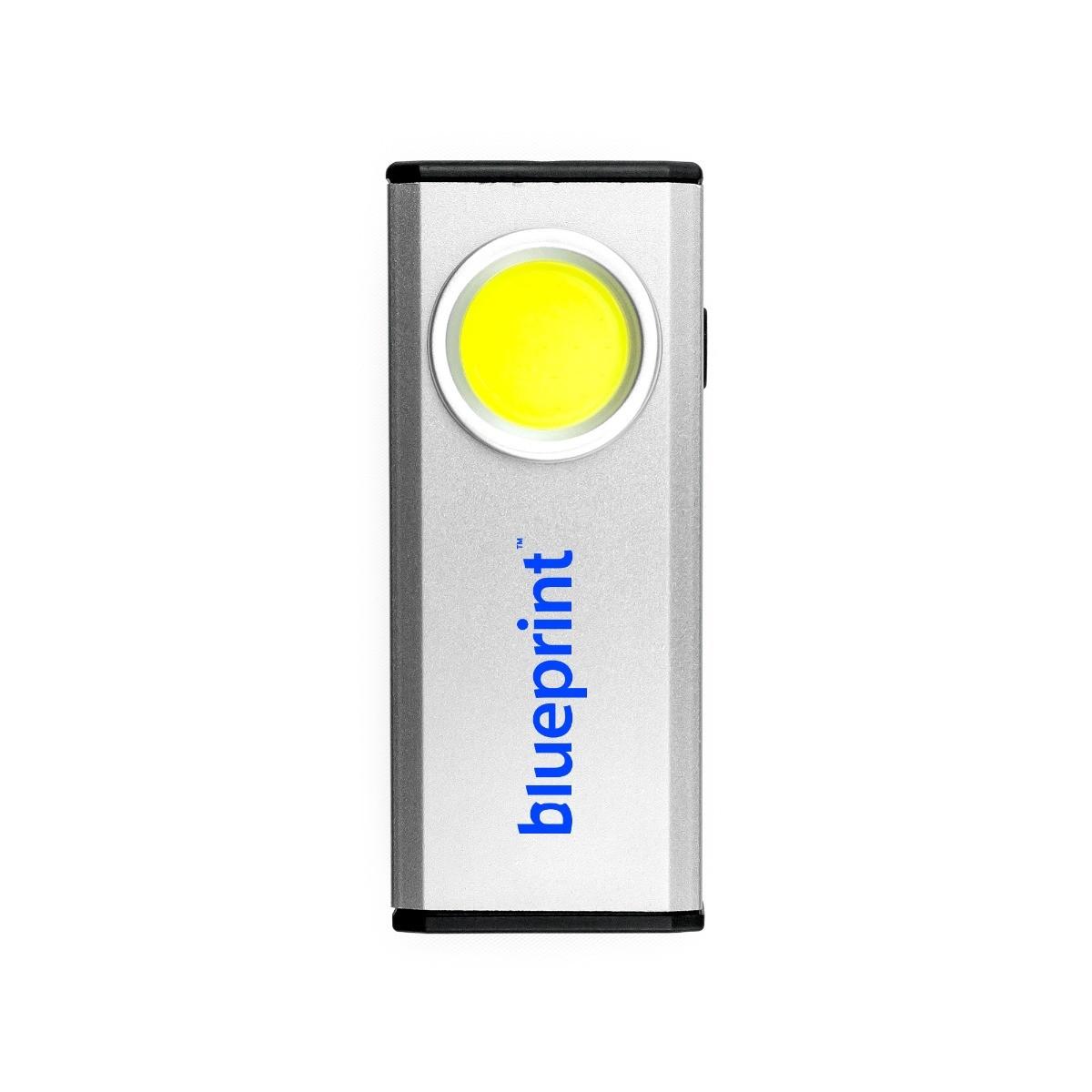 Slender Aluminum COB Work Light