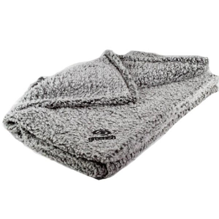 Frosted Sherpa Blanket