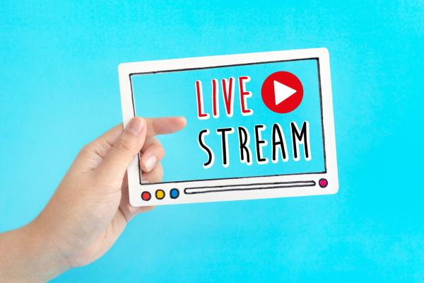 How to Use Live Streaming to Promote Your Side Hustle