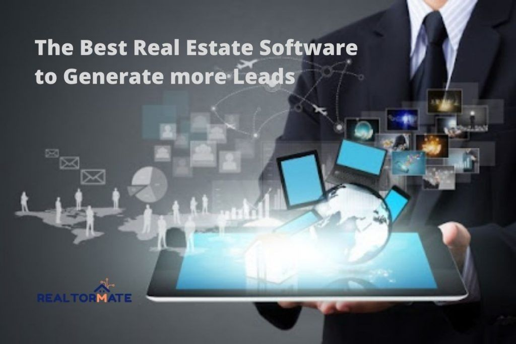 15 Best Real Estate Software to Generate more Leads