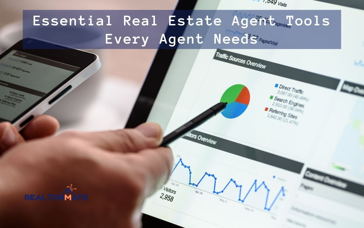 real estate agent tool