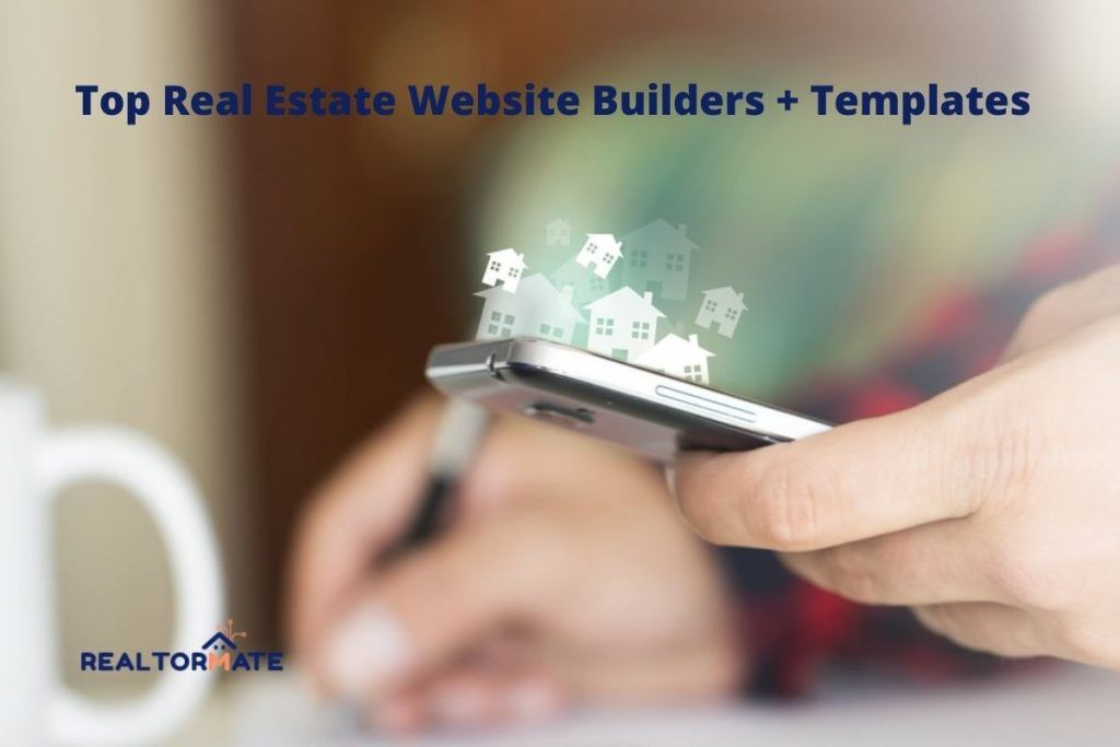 Top Real Estate Website Builders + Templates