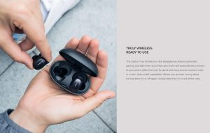 Imore Stylish True Wireless Headphones