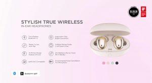 Stylish True Wireless