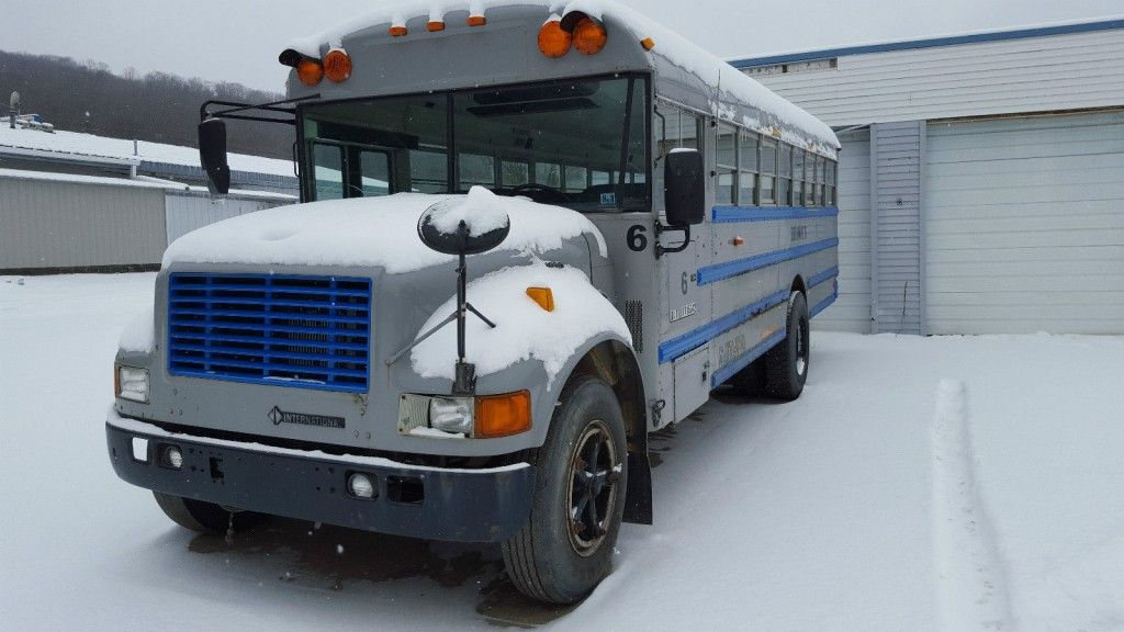 1997 International Bus