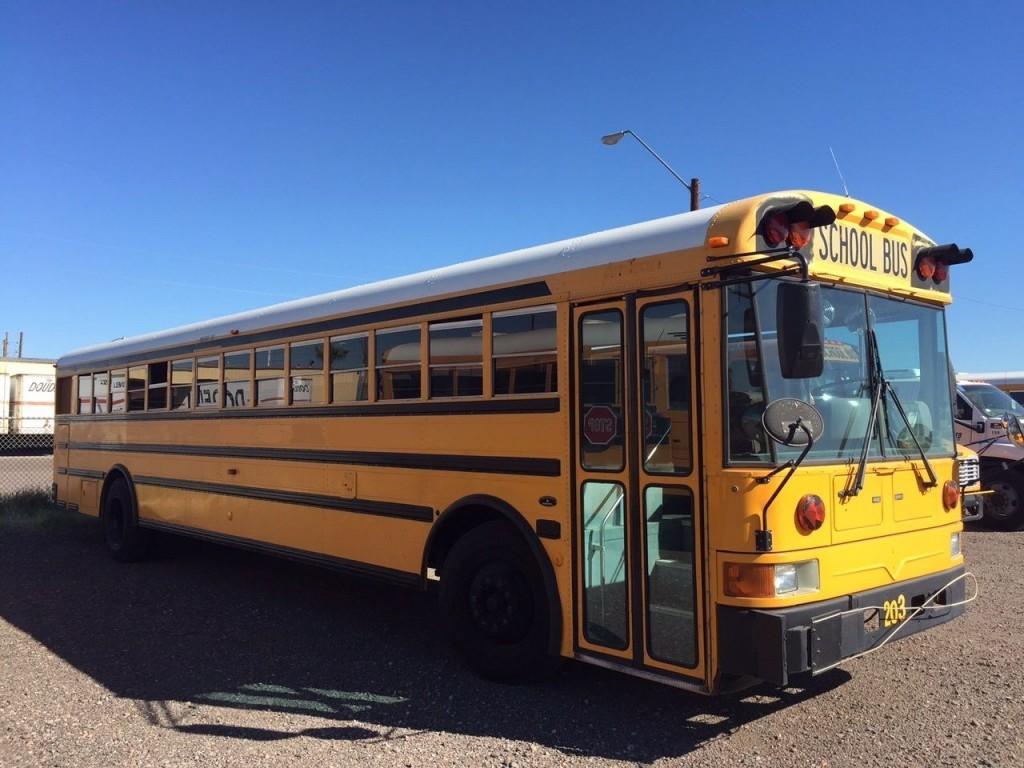1999 Amtran/International 84 Passenger Rear Engine Arizona School Bus