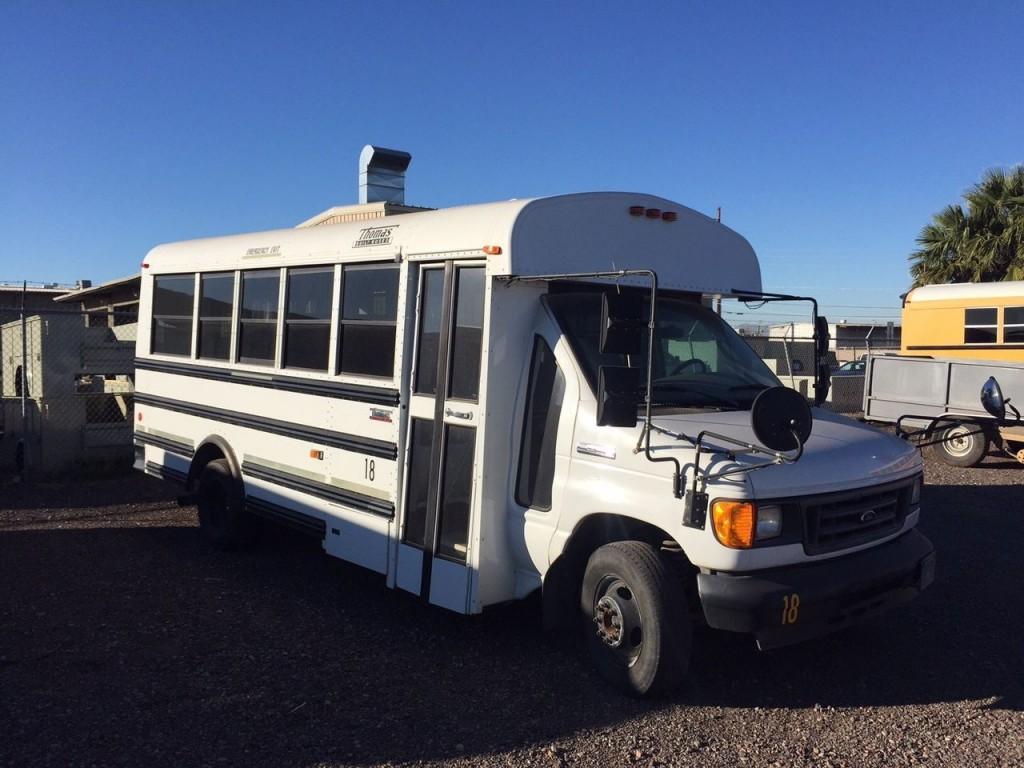 2007 Ford/Thomas Minotour Activity/School Arizona Bus