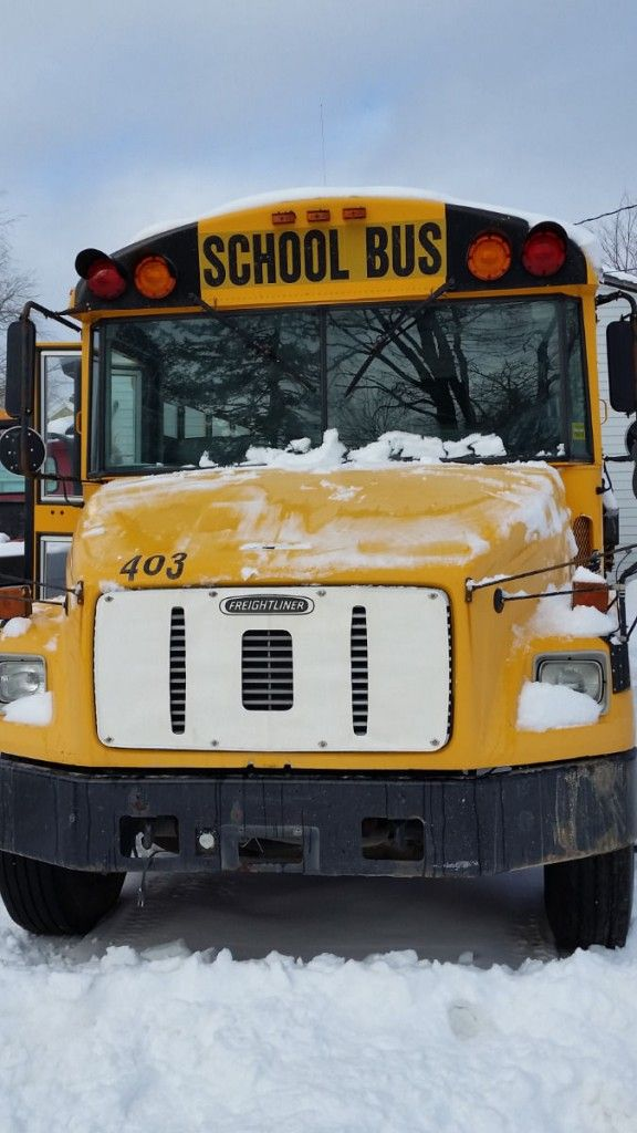 2001 Thomas Freightliner 78 Pass. School Bus