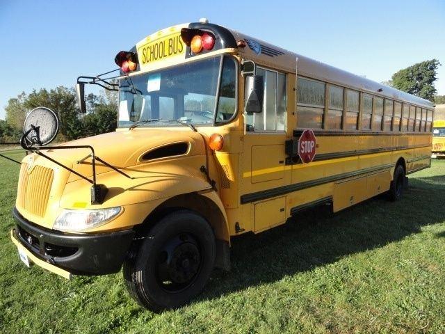 2010 IC CE Used School Bus