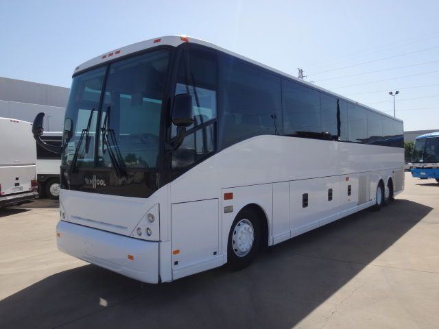 2005 Van Hool 55 Passenger Coach Bus