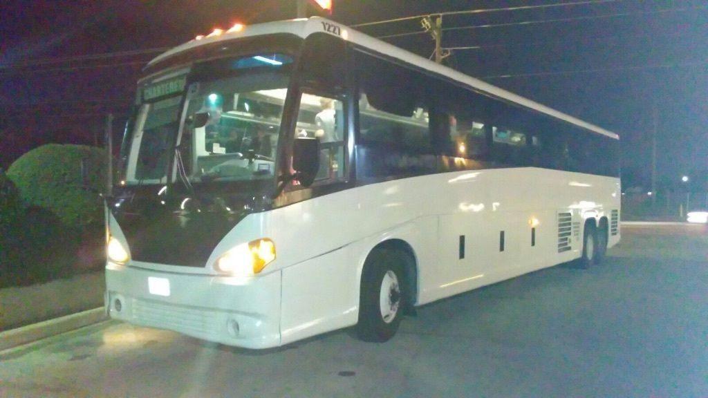 2003 MCI Model G 45 Bus