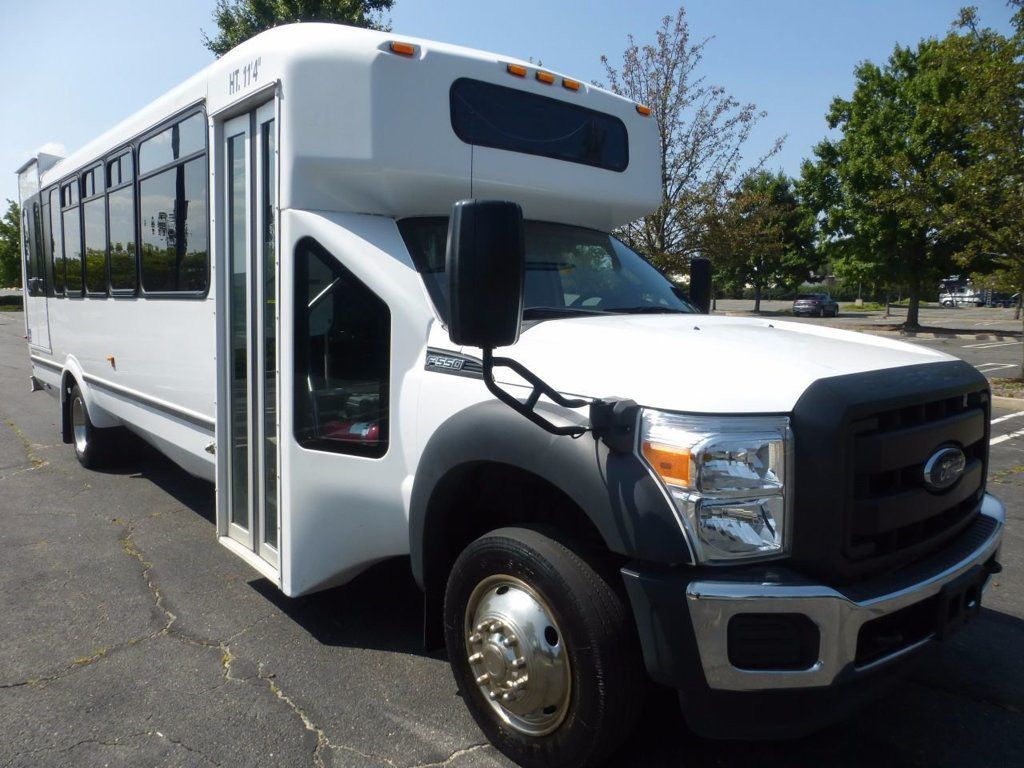 2014 Ford F 550 in extraordinary condition