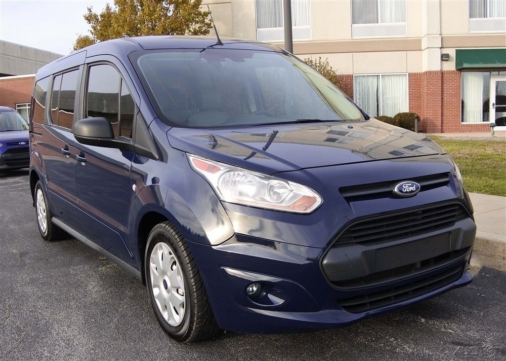 GREAT 2014 Ford Transit Connect
