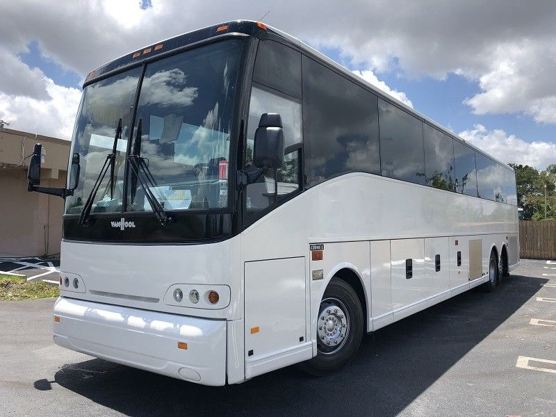 Van Hool Charter Bus