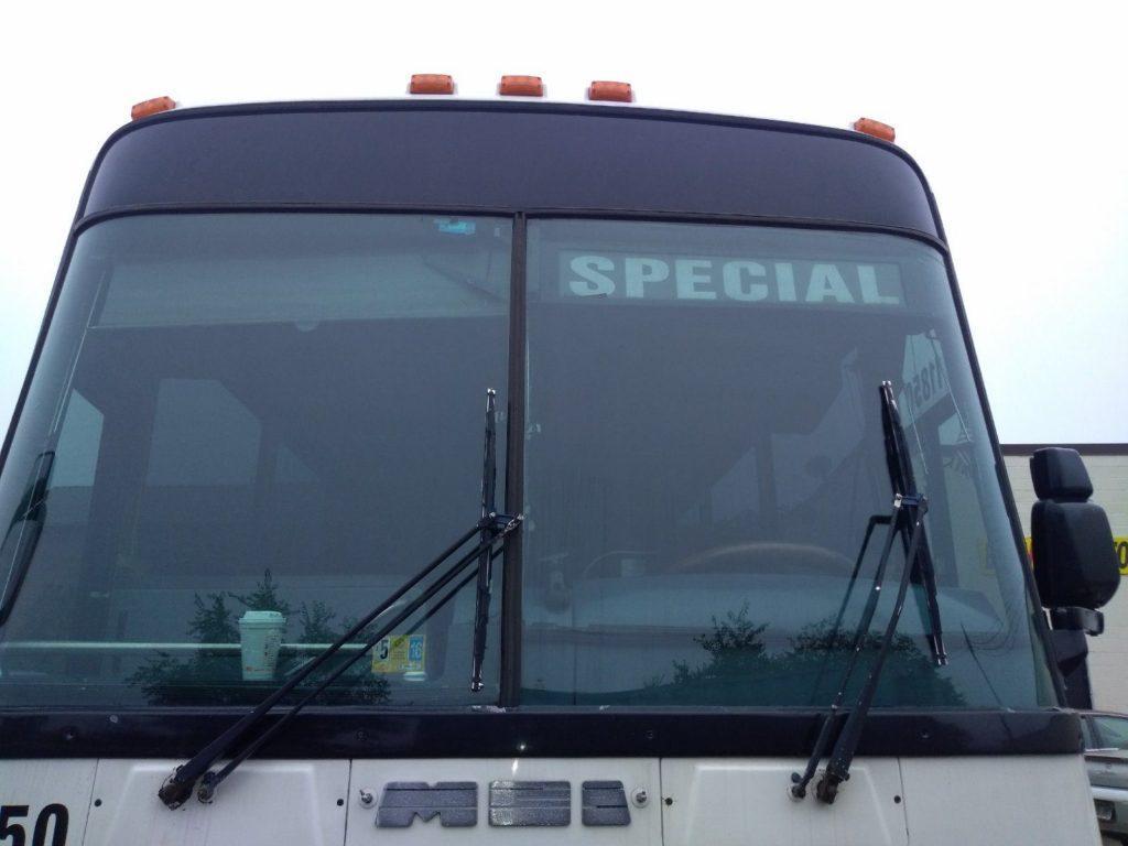 1998 MCI DL3 55 Detroit / Alliston Bus Diesel