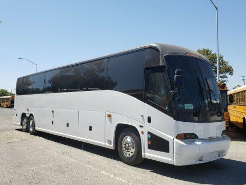 2003 MCI J4500 54 Passenger Coach Bus for sale